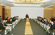 Phó Chủ tịch Quốc hội Tòng Thị Phóng chủ trì Phiên họp toàn thể IPU