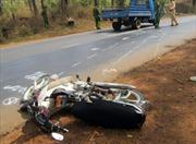 Bắt tài xế gây tai nạn làm hai vợ chồng sản phụ tử vong