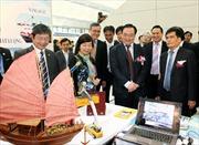 Khai mạc Triển lãm quốc tế Công nghệ đóng tàu, Hàng hải và Vận tải