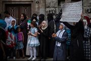 Cuộc chiến Syria và nạn lạm dụng tình dục