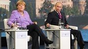 Cái khó của bà Merkel trong khủng hoảng Ukraine