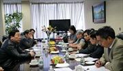 Đoàn công tác về người Việt Nam ở nước ngoài làm việc tại New York