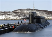 Những hình ảnh mới nhất về lực lượng tàu ngầm Nga