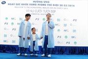 """Hơn 1.000 học sinh hưởng ứng """"Ngày sức khỏe răng miệng thế giới 20/3"""""""