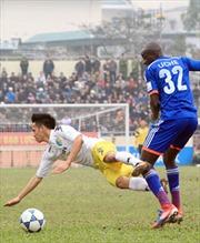 Vòng 9 Giải bóng đá vô địch quốc gia EXIMBANK 2014