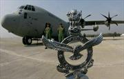 Máy bay quân sự Ấn Độ gặp nạn, 6 người thiệt mạng