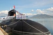 Lễ Thượng cờ cấp quốc gia tại Quân cảng Cam Ranh