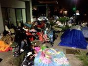 Lại động đất mạnh kèm sóng thần ở Chile