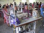 Dạy nghề cho đồng bào dân tộc Khmer