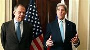Ngoại trưởng Nga, Mỹ điện đàm về tình hình Ukraine