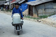 Nỗi lo thiếu nước sinh hoạt
