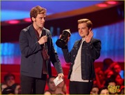 'The Hunger Games' chiến thắng MTV Movie Awards 2014