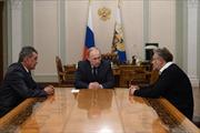 Tổng thống Nga bổ nhiệm lãnh đạo Crimea, Sevastopol
