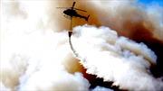 Argentina điều máy bay giúp Chile dập hỏa hoạn