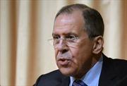 Ngoại trưởng Lavrov: Cải cách hiến pháp - chìa khóa giải quyết khủng hoảng Ukraine