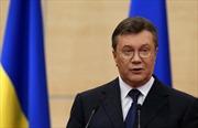 Về thông tin ông Yanukovych sắp trở về Ukraine
