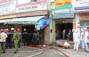 Hỏa hoạn thiêu rụi cửa hàng tạp hóa, 1 người tử vong