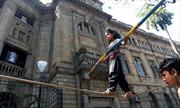Trẻ em kiếm sống trên đường phố Mumbai