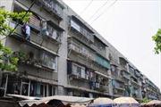 Nhiều vướng mắc khi cải tạo chung cư cũ