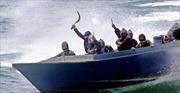 Cướp biển bắt cóc 3 người trên tàu chở dầu Nhật Bản