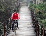 'Điểm mặt' các cầu treo nguy hiểm tại Lạng Sơn