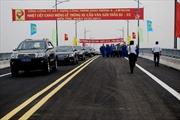 Thông xe dự án đầu tư tuyến tránh thành phố Vinh