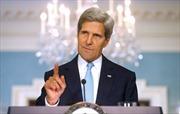 Mỹ không từ bỏ tiến trình hòa bình Trung Đông