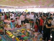 Trên 100 doanh nghiệp tham gia Hội chợ Khuyến mại lần thứ 27-2014