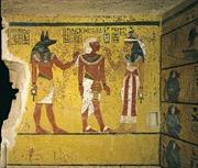 Ai Cập dựng bản sao lăng mộ Pharaoh Tutankhamun