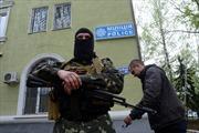 Ukraine: 40 người thương vong do đụng độ ở Kramatorsk