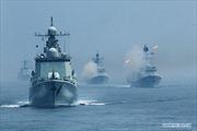 Nga tập trận hải quân với Trung Quốc