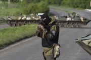 Quân đội Ukraine tấn công Mariupol, Konstantinovka