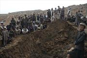 Lở đất tại Afghanistan: Ít hy vọng tìm thấy nạn nhân sống sót