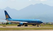Máy bay Vietnam Airlines gặp sự cố tại Melbourne