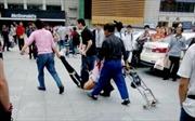 Lại đâm chém điên cuồng ở nhà ga Trung Quốc