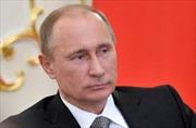 Tổng thống Nga Putin gửi điện mừng 60 năm Chiến thắng Điện Biên Phủ