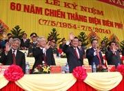 Lễ kỷ niệm trọng thể 60 năm Chiến thắng Điện Biên Phủ