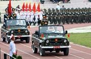 Hào hùng Lễ kỷ niệm 60 năm Chiến thắng Điện Biên Phủ