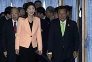 Tòa án Thái Lan yêu cầu phần lớn nội các của bà Yingluck từ chức