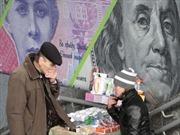 Ukraine nhận khoản viện trợ đầu tiên của IMF