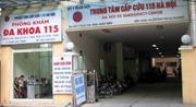 Sở y tế Hà Nội thông tin về vụ tuồn thuốc ở Trung tâm cấp cứu 115