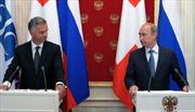 Nga nêu sáng kiến giải quyết khủng hoảng Ukraine