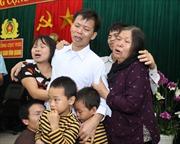 Tạm giam 2 cán bộ liên quan đến án oan của ông Nguyễn Thanh Chấn