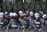 Diễn biến bất ổn tại Thái Lan