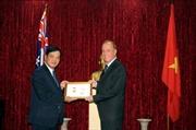 Vinh danh người góp phần đưa thủy sản Việt Nam vào Australia