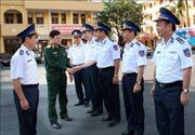 Cảnh sát biển 'kiên quyết dũng cảm, giữ nghiêm pháp luật'