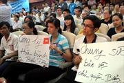 Mittinh phản đối Trung Quốc đặt giàn khoan trái phép