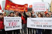Biểu tình phản đối Trung Quốc tại Đức