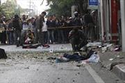 Hàng chục vụ đánh bom đẫm máu ở miền nam Thái Lan