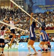 Giải Bóng chuyền nữ quốc tế VTV Cup 2014 diễn ra cuối tuần này